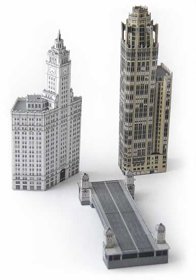 Michigan Avenue model