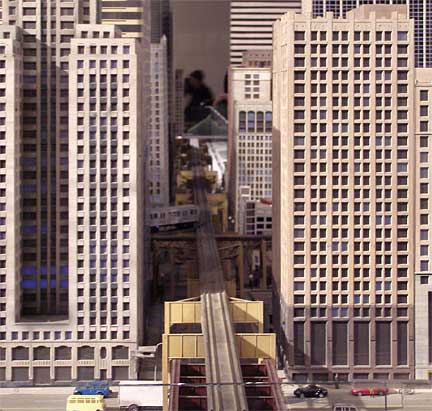 Ho Scale City Skyscrapers Ho Train Layouts For Small