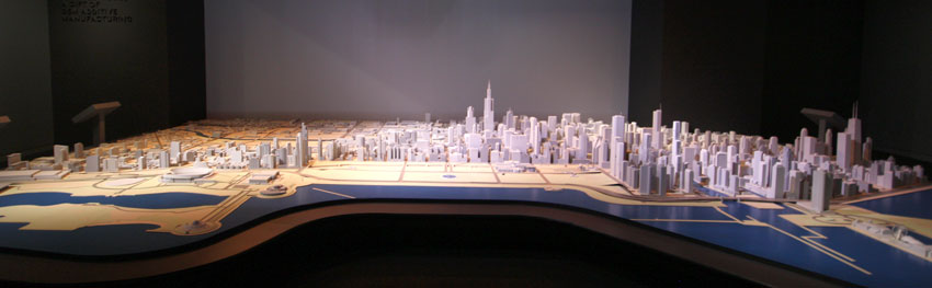 Chicago In Miniature