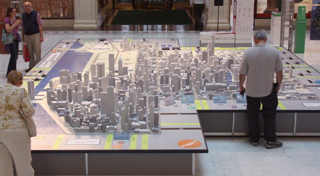 Chicago in Miniature
